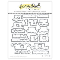Honey Bee Stamps - Paradise Collection - Dies - Tropical Tweets
