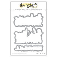 Honey Bee Stamps - Paradise Collection - Dies - Sea Breeze