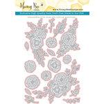 Honey Bee Stamps - Honey Cuts - Steel Craft Dies - Country Blooms