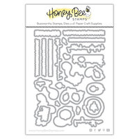 Honey Bee Stamps - Dies - Honey Cuts - Nuts About You