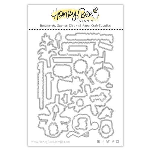 Honey Bee Stamps - Dies - Honey Cuts - Let