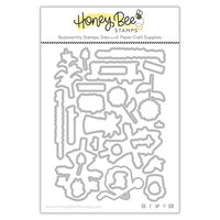Honey Bee Stamps - Dies - Honey Cuts - Let's Hangout