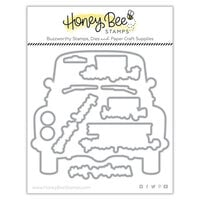 Honey Bee Stamps - Dies - Big Pickup Cab