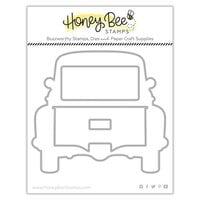 Honey Bee Stamps - Honey Cuts - Steel Craft Dies - Big Pickup Tailgate