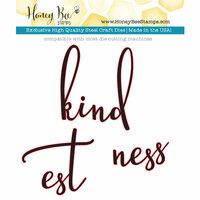 Honey Bee Stamps - Honey Cuts - Steel Craft Dies - Kindness