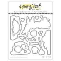 Honey Bee Stamps - Love Letters Collection - Dies - Honey Cuts - Loads of Love