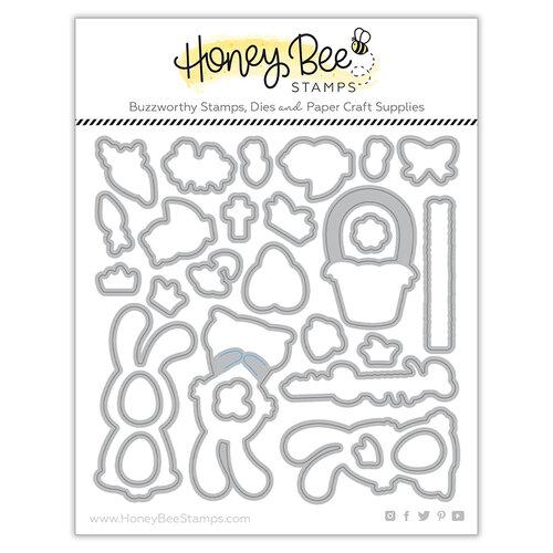 Honey Bee Stamps - Dies - Honey Cuts - Easter Buddies