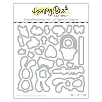 Honey Bee Stamps - Dies - Honey Cuts - Easter Buddies