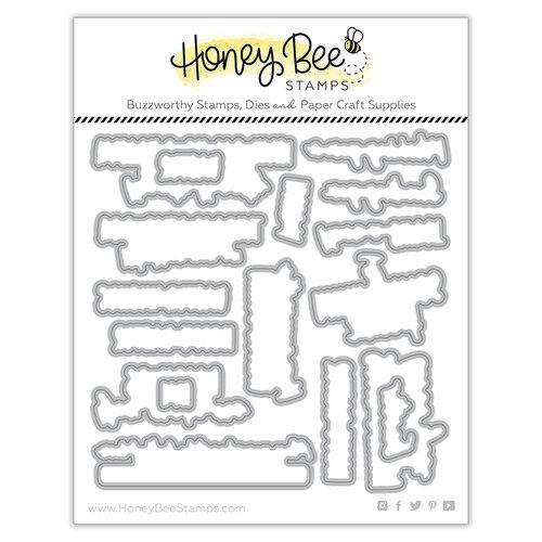 Honey Bee Stamps - Dies - Honey Cuts - Hoppy Easter