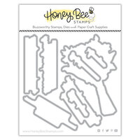 Honey Bee Stamps - Dies - Honey Cuts - Spring Joy Bouquet
