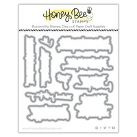 Honey Bee Stamps - Summer Stems Collection - Dies - Honey Cuts - My Favorite Flower