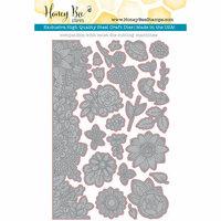 Honey Bee Stamps - Honey Cuts - Steel Craft Dies - Zen Floral