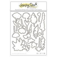 Honey Bee Stamps - Summer Stems Collection - Dies - Honey Cuts - Wildflowers