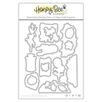Honey Bee Stamps - Autumn Splendor Collection - Honey Cuts - Steel Craft Dies - Loads Of Fall