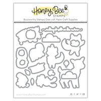 Honey Bee Stamps - Autumn Splendor Collection - Honey Cuts - Steel Craft Dies - Better Together