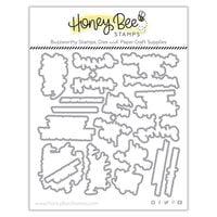 Honey Bee Stamps - Autumn Splendor Collection - Honey Cuts - Steel Craft Dies - Sweater Weather