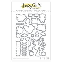 Honey Bee Stamps - Autumn Splendor Collection - Honey Cuts - Steel Craft Dies - Trick Or Treat