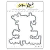Honey Bee Stamps - Autumn Splendor Collection - Honey Cuts - Steel Craft Dies - Ghouls Just Wanna Have Fun