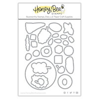 Honey Bee Stamps - Autumn Splendor Collection - Honey Cuts - Steel Craft Dies - So Char-CUTE-rie