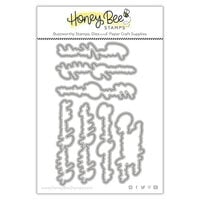 Honey Bee Stamps - Vintage Holiday Collection - Honey Cuts - Steel Craft Dies - Inside - Holiday Sentiments