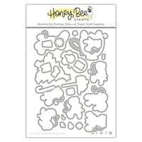 Honey Bee Stamps - Vintage Holiday Collection - Honey Cuts - Steel Craft Dies - Merry Little Mice