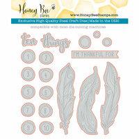 Honey Bee Stamps - Honey Cuts - Steel Craft Dies - Ten Things