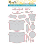 Honey Bee Stamps - Honey Cuts - Steel Craft Dies - Celebration Box