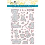 Honey Bee Stamps - Honey Cuts - Steel Craft Dies - Curious Kitties
