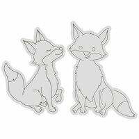 Honey Bee Stamps - Honey Cuts - Steel Craft Dies - Foxy