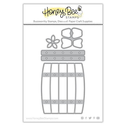 Honey Bee Stamps - Honey Cuts - Steel Craft Dies - Apple Barrel