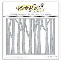 Honey Bee Stamps - Dies - Birch Cover Plate - Base