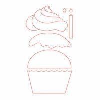 Honey Bee Stamps - Honey Cuts - Steel Craft Dies - Cupcake