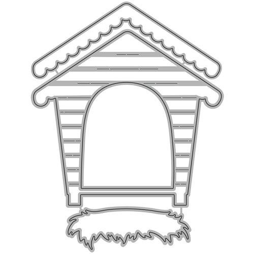 Honey Bee Stamps - Honey Cuts - Steel Craft Dies - Chicken Coop