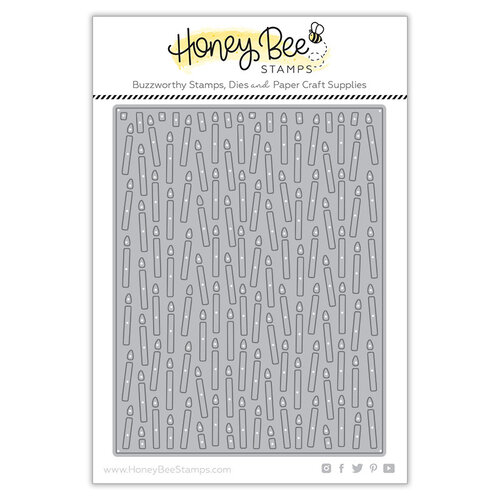 Honey Bee Stamps - Honey Cuts - Steel Craft Dies - Candle Coverplate