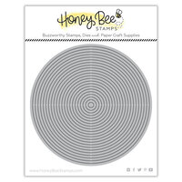 Honey Bee Stamps - Honey Cuts - Steel Craft Dies - Circle Thin Frames
