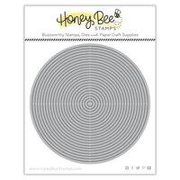 Honey Bee Stamps - Honey Cuts - Steel Craft Dies - Circle Thin Frames