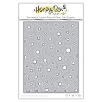 Honey Bee Stamps - Honey Cuts - Steel Craft Dies - Flower Centers Coverplate