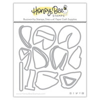 Honey Bee Stamps - Love Letters Collection - Dies - Honey Cuts - Fortune Cookie Slider