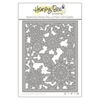 Honey Bee Stamps - Vintage Holiday Collection - Honey Cuts - Steel Craft Dies - Fancy Flakes A2 Cover Plate