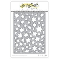 Honey Bee Stamps - Honey Cuts - Steel Craft Dies - Flower Petal Coverplate