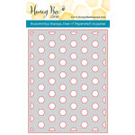Honey Bee Stamps - Honey Cuts - Steel Craft Dies - Hexagon Cover Plate Base