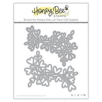 Honey Bee Stamps - Love Letters Collection - Dies - Honey Cuts - Lovely Layers - Heart Vine