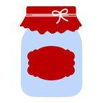 Honey Bee Stamps - Honey Cuts - Steel Craft Dies - Mason Jar Card