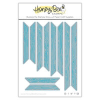 Honey Bee Stamps - Dies - Honey Cuts - Wood Frame Builder