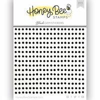 Honey Bee Stamps - Gem Stickers - Black