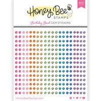 Honey Bee Stamps - Gem Stickers - Birthday Bash