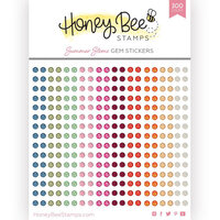 Honey Bee Stamps - Summer Stems Collection - Gem Stickers
