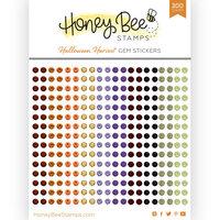 Honey Bee Stamps - Autumn Splendor Collection - Gem Stickers - Halloween Harvest