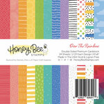 Honey Bee Stamps - 6 x 6 Paper Pad - Over The Rainbow