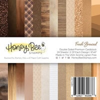 Honey Bee Stamps - 6 x 6 Paper Pad - Fresh Brewed